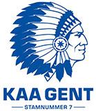 Logo K.AA.Gent A