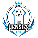 Logo Union Sportive Hensies